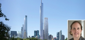 Central Park Tower may be keeping nearby storefronts vacant