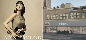 Ann Taylor to dress up Fulton Street corner in Brooklyn