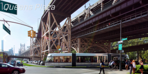 Brooklyn-Queens Streetcar Gets a New Website With More Details and Images