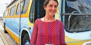 Spotlight: BioBus' Sarah Weisberg Helps NYC Students Find Their Inner Scientist