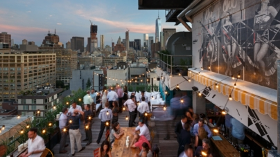 City seeks to revoke access to office rooftops made for employee mingling