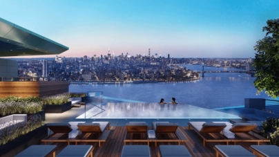 68 Story Downtown Brooklyn Tower Will Feature The  Highest Rooftop Pool in NYC