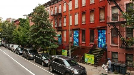 Four Buildings in Harlem Under the Radar