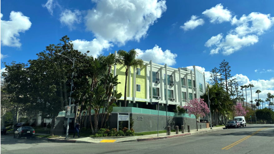 FOR SALE: 56 Units in LA's Miracle Mile
