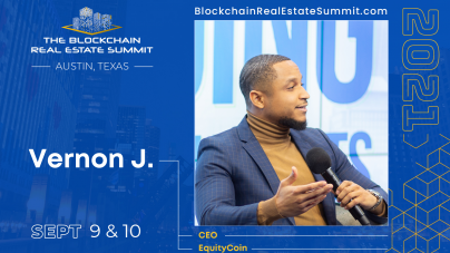 EquityCoin Founder Joins The Blockchain Real Estate Summit